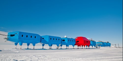 BAS Stations in Antarctic